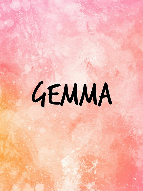 Prodotti Gemma