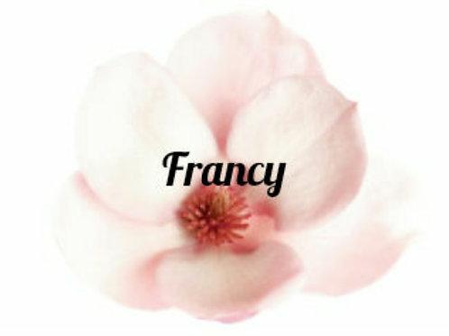 Prodotti Francy