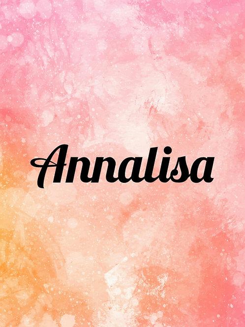Prodotti Annalisa