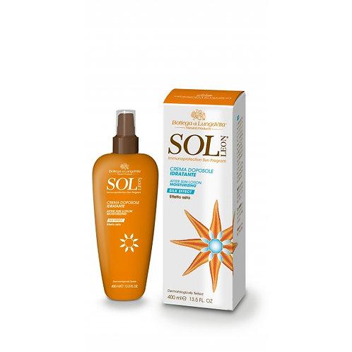 Crema Doposole idratante  Sol Leon - Bottega di lungavita