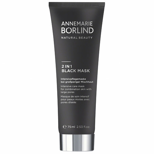 ANNEMARIE BÖRLIND BEAUTY MASK 2 IN 1Maschera Purificante viso