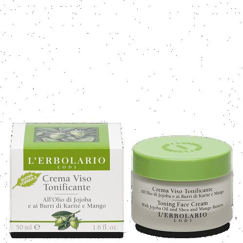 Crema viso tonificante  - Erbolario