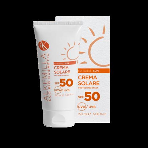 Crema Solare Alta Protezione SPF 50 - Alkemilla