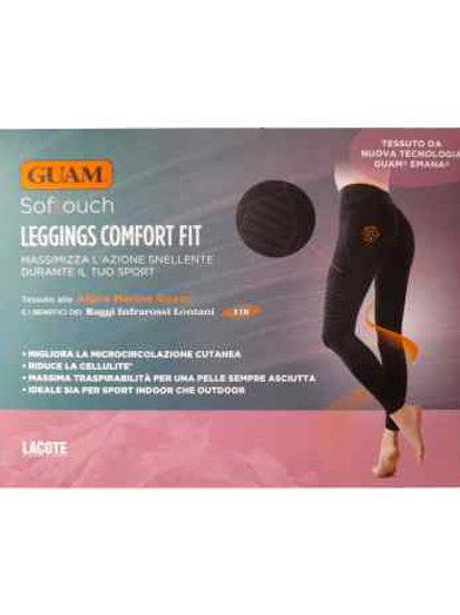 SOFTOUCH LEGGINGS COMFORT FIT  - guam