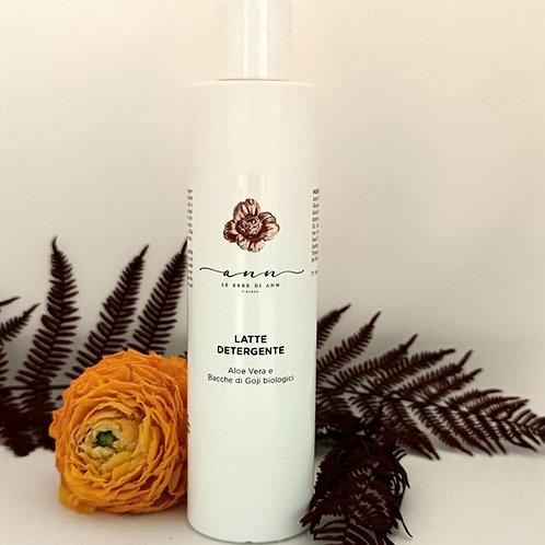 Latte detergente viso  Aloe e Goji 250ml - Ann®
