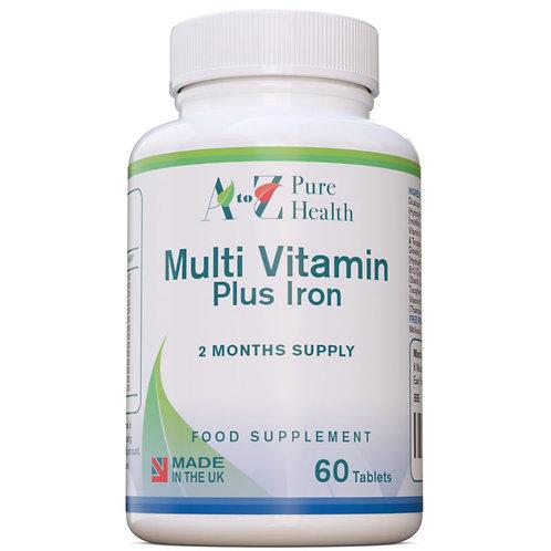 MULTIVITAMINICO - A to Z pure health 60 comprese