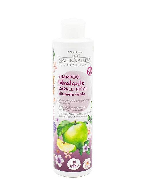 Shampoo idratante capelli ricci - Maternatura