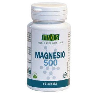 MAGNESIO 500 60 cps - Naturetica