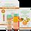 Thumbnail: Kit Viso Arancione I Colori dell'Orto - NUTRIENTE - ERBOLARIO