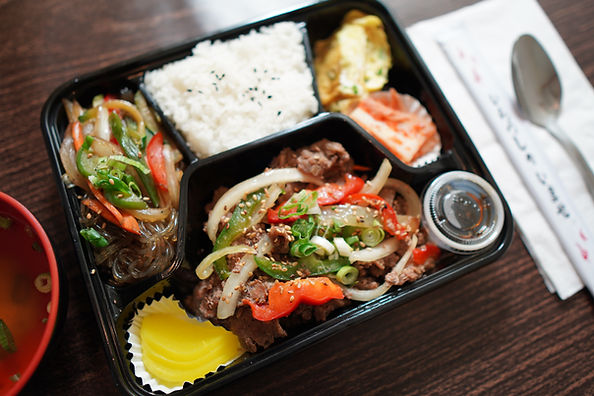 Bulgogi Lunch Special.JPG