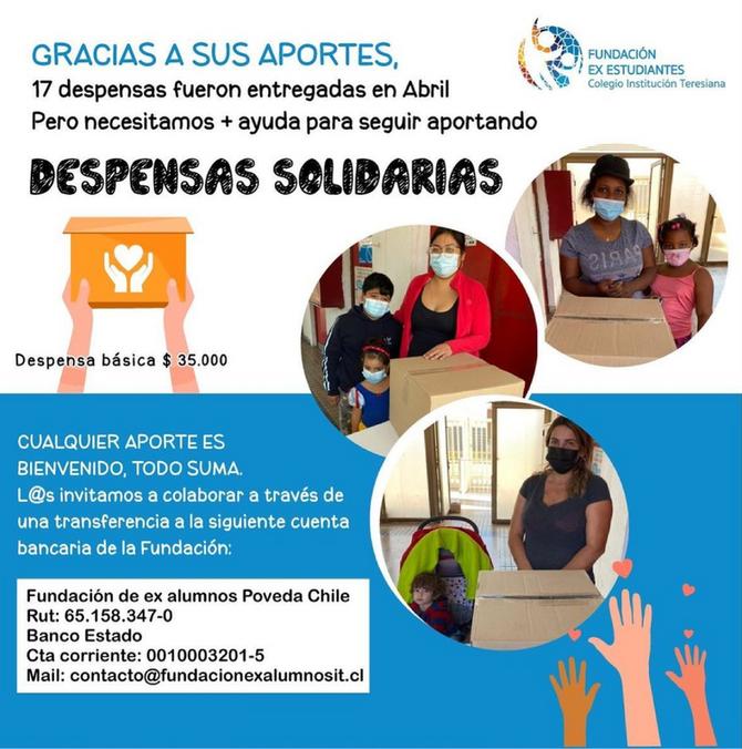 Despensas Solidarias