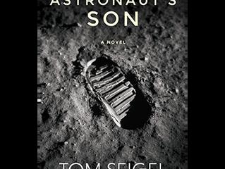 Astronaut's Son at Mark Twain Library