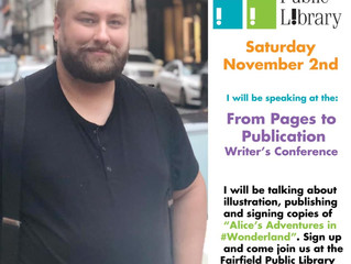 Fairfield Public Library Writers Conference