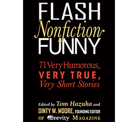 Pre-order Flash Nonfiction Funny now!