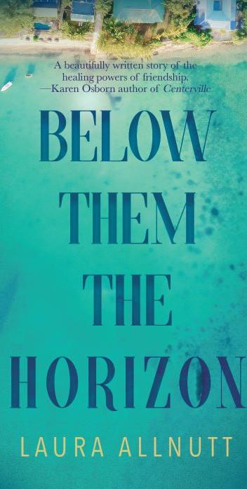 Below Them the Horizon