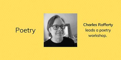 Charles Rafferty writers conference bann