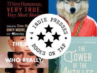 Books on Tap at Inkwood Books on Friday