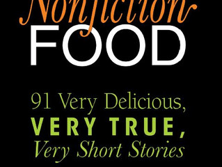 Flash Nonfiction Food