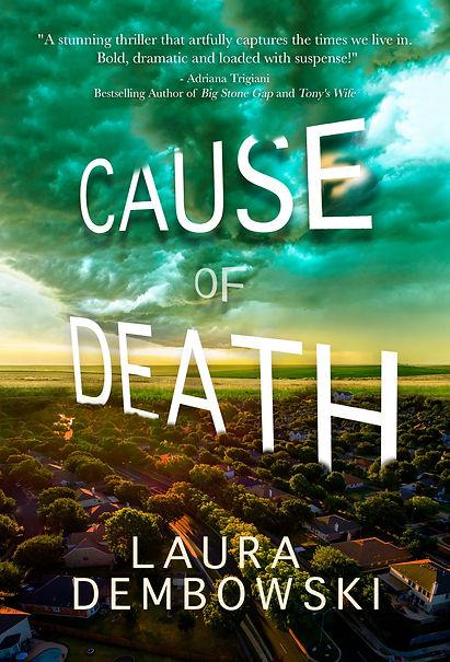 Cause of Death - Laura Dembowski_Blurb.j