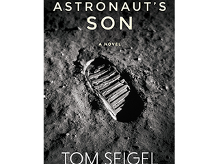 The Astronaut's Son Book Cover!