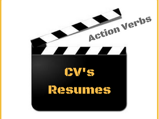 Power-Up your CV