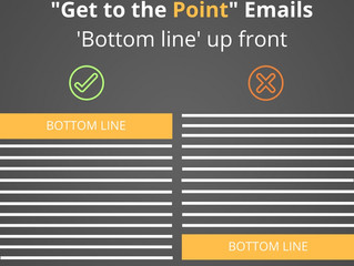 """Get-to-the-Point"" Emails"