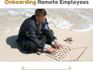 Think in terms of WELCOME when onboarding remote employees