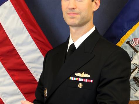 CAPT Joseph A. Gagliano, USN