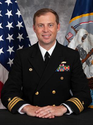 CDR Micah Murphy