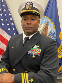 LCDR Marvin Jones Sr.