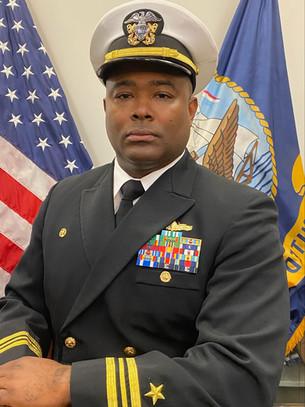 LCDR Marvin Jones Sr.