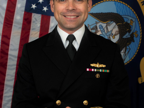 LCDR Kurt Albaugh