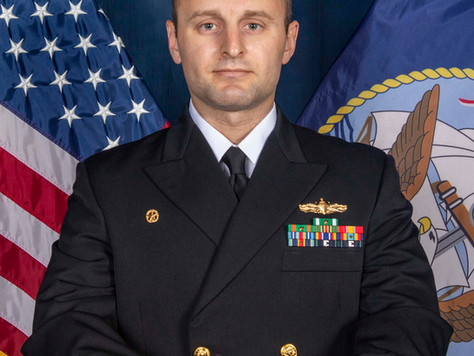 LCDR Eric Smitley