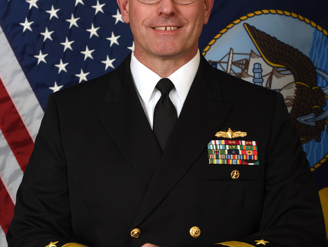 RDML Dave Welch