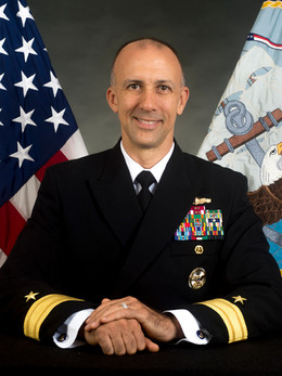 RDML Cathal O'Connor
