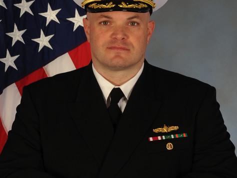CDR Joshua D. Kristenson