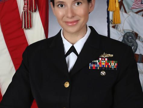 CDR Alexa Jenkins