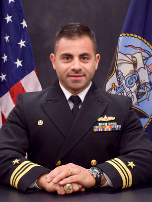 LCDR Anthony LaVopa
