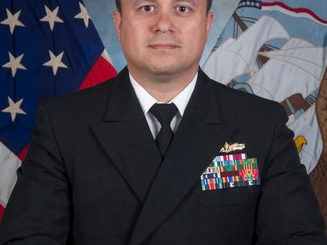 CDR Raphael Castillejo