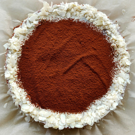 Tiramisu no-cheesecake