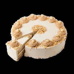 vegan mokka hazelnoot cake taart.png