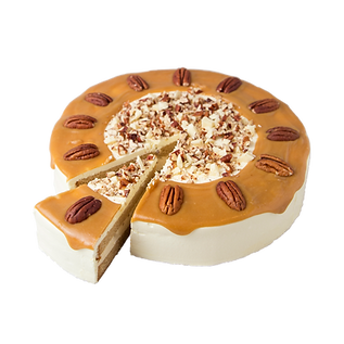 vegan pecan karamel cake taart.png