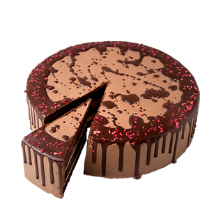 vegan chocolade framboos cake taart.png