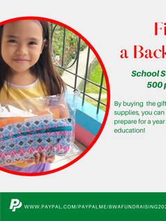 Fill a Backpack
