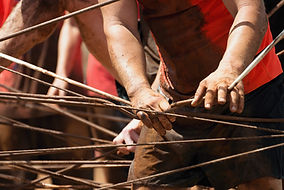 Rope Hindernisparcours