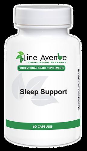 Sleep Support Supplement - white plastic bottle image
