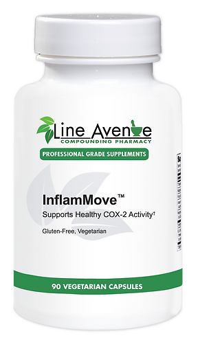 InflamMove white plastic bottle image