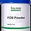 FOS Powder large white plastic container image