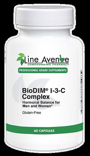 BioDIM I-3-C Complex white plastic bottle image