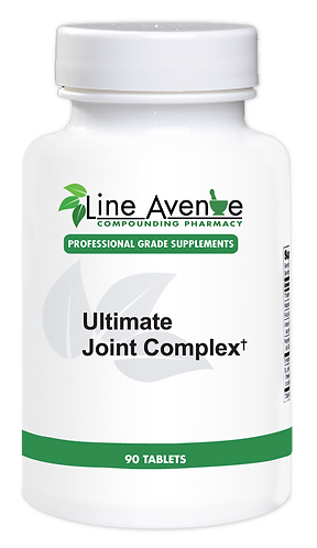 Ultimate Joint Complex white plastic bottle image